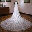 4M fashion voile de mariage étoilé mariage nouvelle voile de mariée