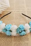 multicolore les enfants de la mariée pour la décoration de cheveux de robe de mariage