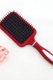 Soins de santé Cozy Red Portable Massage Massage petit miroir et peigne