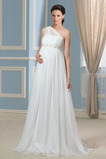 Robe de mariée Taille haute Elégant Milieu Grandes Tailles Empire