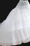 Petticoat de mariage Taille elastique Robe de mariée Taffetas en polyester