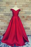 Robe de bal Médium Naturel taille Manche Courte Rosée épaule