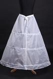 Petticoat de mariage Robe de mariée Trois jantes Simple la norme