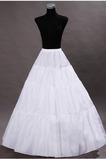 Petticoat de mariage Sans cadre Ancien Robe de mariée Longue