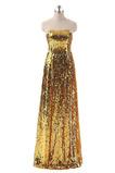 Robe de soirée Festin haut bustier tube Glissière Manquant A-ligne