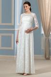 Robe de mariée Glissière Grandes Tailles Col de chemise t Plage