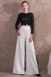 Robe de soirée Avec des pantalons Longueur Cheville Manquant