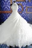 Robe de mariée Princesse Décalcomanie Manquant Sans Manches Formelle
