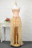 Robe de bal Sans courroies Asymétrique Fermeture à glissière
