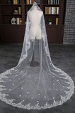 Voile de mariée Formelle Tulle Traîne Longue La taille peut être personnalisée