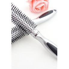 Classic Blow cheveux Volume peigne antistatique en plastique petit miroir et peigne