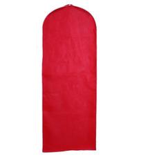 Couverture de poussière de mariage rouge cache-poussière en trois dimensions