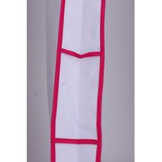 Robe de mariée blanche non-tissée grand sac à poussière anti-poussière