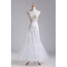 Petticoat de mariage À la mode Sirène Largeur Deux jantes Corset