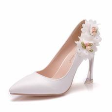 9CM chaussures simples danse fête mariée demoiselle d'honneur chaussures chaussures de banquet