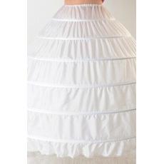 Petticoat de mariage Nouveau style Robe pleine Développer Chaîne