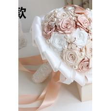 ruban de mariage personnalisé excité rose et pour les filles ou demoiselle d'honneur