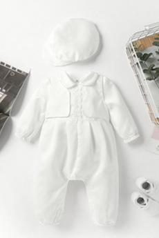 Robe de fille de fleur Un Costume Hiver Longueur Cheville Taffetas