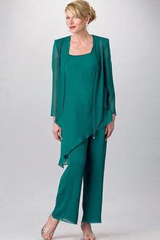 Robe mères vogue Haute Couvert Manche de T-shirt Grandes Tailles