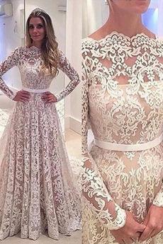 Robe de mariée Printemps Triangle Inversé Elégant A-ligne Plage