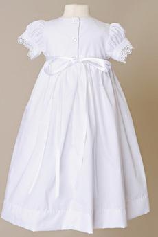 Robe de fille de fleur Haute Couvert Cérémonie Petites Tailles