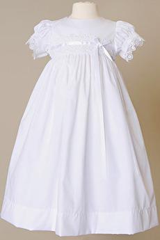 Robe de fille de fleur Princesse Chapeau Manche Courte Été Lanterne