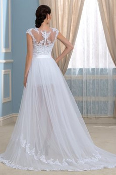 Robe de mariée Rivage Pittoresque Triangle Inversé Printemps