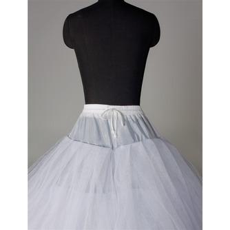 Petticoat de mariage Élégant Fort net Sans cadre Robe pleine - Page 3