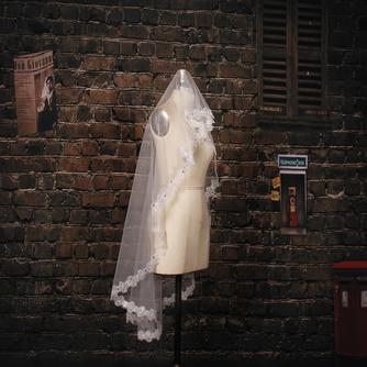 Voile de mariée Traîne Courte Désirable Ivoire Perspectif Salle - Page 3