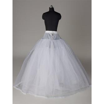 Petticoat de mariage Élégant Fort net Sans cadre Robe pleine - Page 2