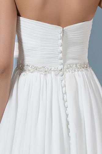 Robe de mariée Rivage Longue A-ligne Décolleté Dans le Dos Naturel taille - Page 4