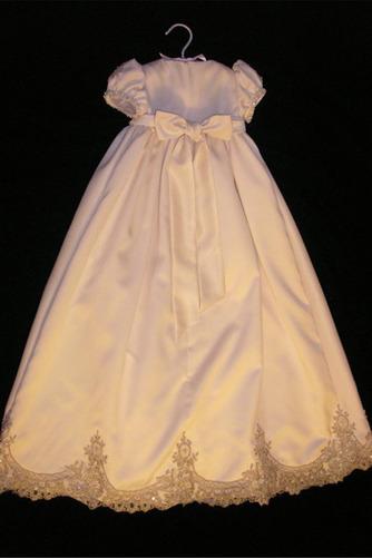 Robe de fille de fleur Princesse Petit collier circulaire Haute Couvert - Page 2