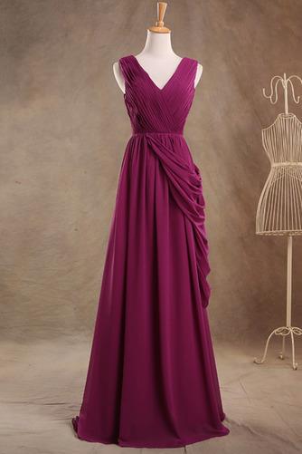 Robe de demoiselle d'honneur Luxueux Fermeture à glissière Mariage - Page 1