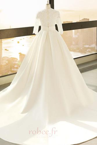 Robe de mariage Décalcomanie Trou De Serrure Manche de T-shirt - Page 2