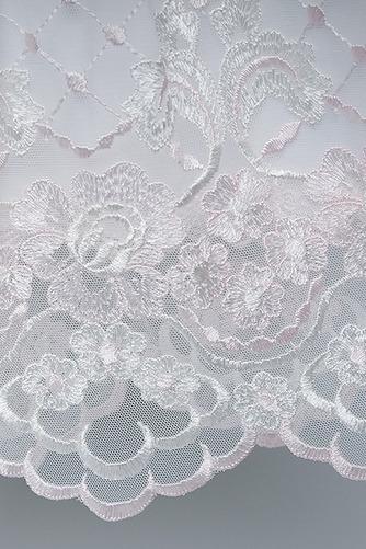 Robe de fille de fleur Princesse Dentelle Petit collier circulaire - Page 4