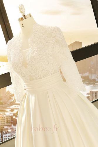 Robe de mariage Décalcomanie Trou De Serrure Manche de T-shirt - Page 4
