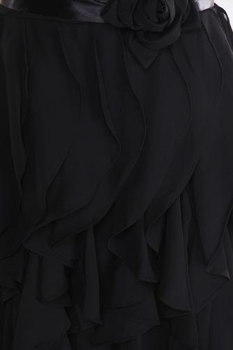 Robe de demoiselle d'honneur Fourreau plissé Taille chute Sablier - Page 6