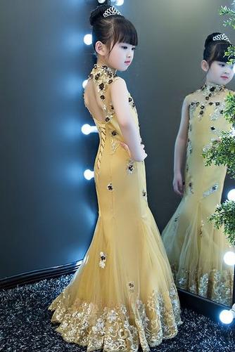 Robe de fille de fleur Médium Taille chute Montrer Printemps - Page 3