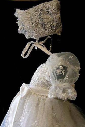 Robe de fille de fleur Princesse Cérémonie Petit collier circulaire - Page 3