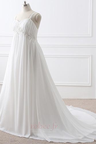 Robe de mariée Grandes Tailles Larges Bretelles Empire Chaussez - Page 2