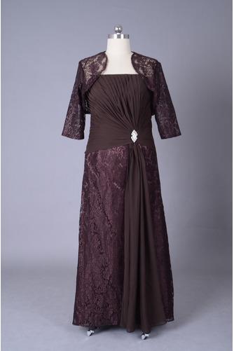 Robe mères Longueur de plancher Sans courroies Petites Tailles - Page 1
