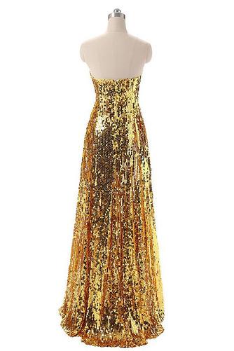 Robe de soirée Festin haut bustier tube Glissière Manquant A-ligne - Page 2
