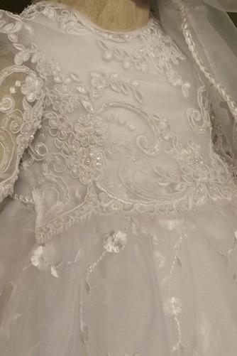 Robe de fille de fleur Bébé Col de chemise t Longue Haute Couvert - Page 3