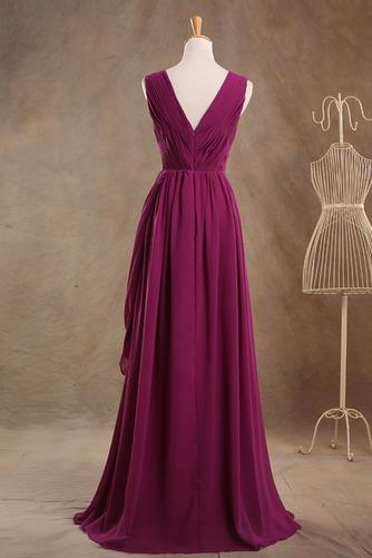 Robe de demoiselle d'honneur Luxueux Fermeture à glissière Mariage - Page 2