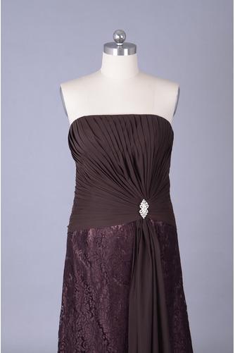 Robe mères Longueur de plancher Sans courroies Petites Tailles - Page 4