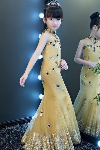 Robe de fille de fleur Médium Taille chute Montrer Printemps - Page 4