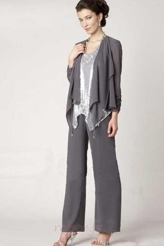 Robe mères Un Costume Avec des pantalons Naturel taille Longueur Cheville - Page 3