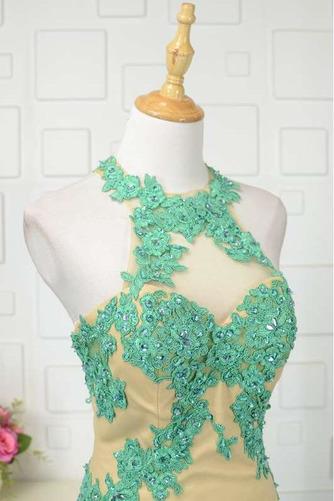 Robe de bal Naturel taille Automne net semi-couverte Près du corps - Page 5
