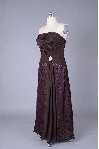 Robe mères Longueur de plancher Sans courroies Petites Tailles - Page 2