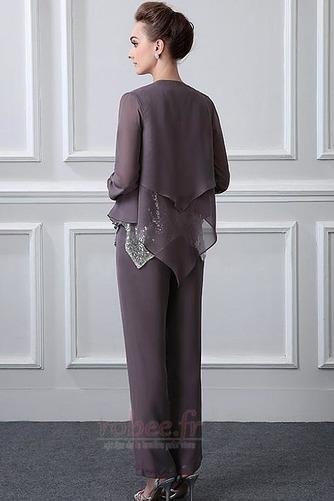 Robe mères Un Costume Avec des pantalons Naturel taille Longueur Cheville - Page 2